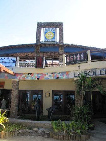 Le Soleil de Boracay: soleil