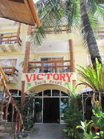 Victory Beach Resort: victory