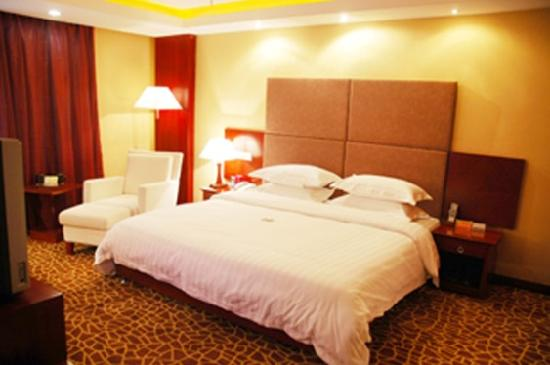 Shang'er Hotel: 床