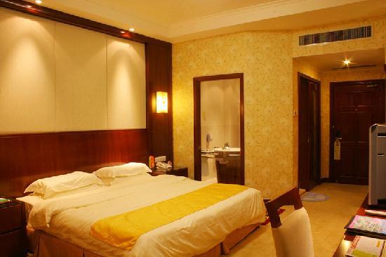 Hongkong Hotel: 行政商务房