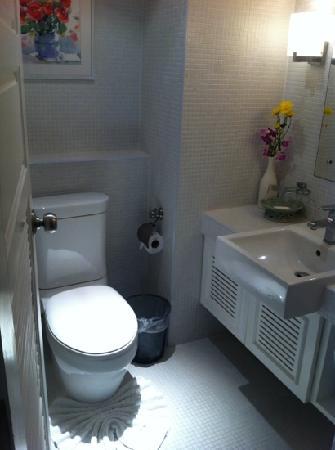 At Pingnakorn Hotel Chiangmai: 厕所