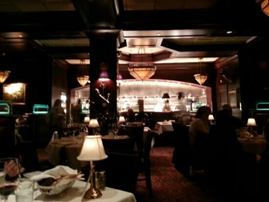 The Capital Grille: kitchen