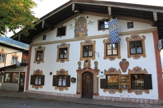 Pension Dedlerhaus: 建筑