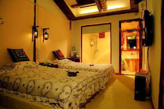 Menghui Lijiang Inn: 双人标间