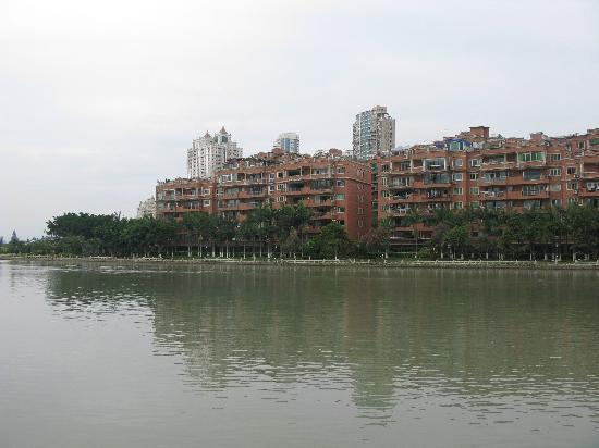 Xiamen Bailuzhou Park: 东卉花园的选址真是好的没话说!