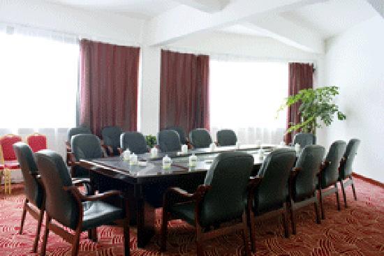 Hollyear Hotel Dahan: 会议室