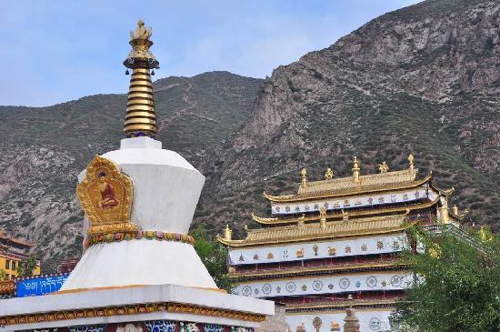 Tiantang Temple : 美丽的天堂寺