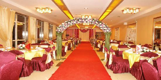 Elan Inn Beijing Xinguozhan : 宴会厅