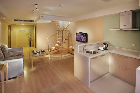 Nanyuan Business Hotel : 照片描述