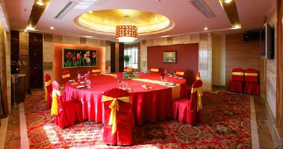 Changjiang Hotel: 餐厅包间