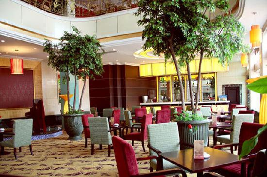Changjiang Hotel: 大堂吧