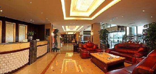 Shengqi Mingting Hotel : 酒店大堂