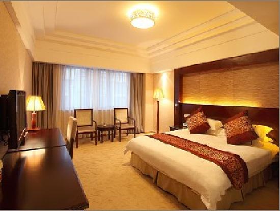 Shengqi Mingting Hotel : 精致大床房