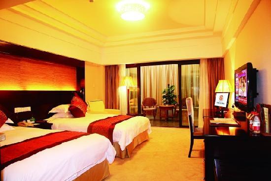 Shengqi Mingting Hotel : 商务标准房