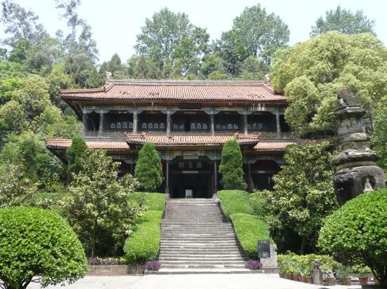 Nanchong Teng Wang Pavilion