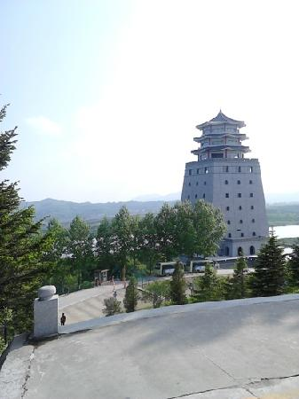 Hunchun, Chine : 塔