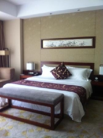 Tianmu Lake Yushui Hot Spring Hotel: 套房