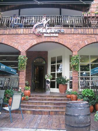 Mantuoling Cafe