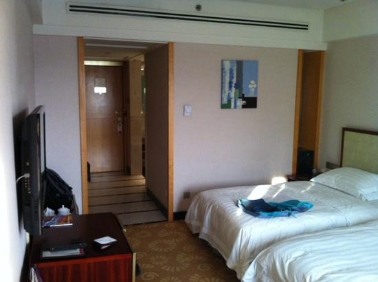 Ramada Plaza Taian: standard room