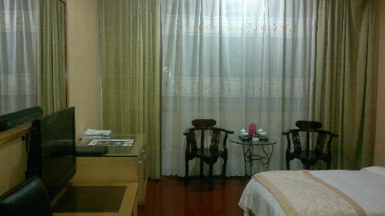 Youzhou Hotel: 窗户