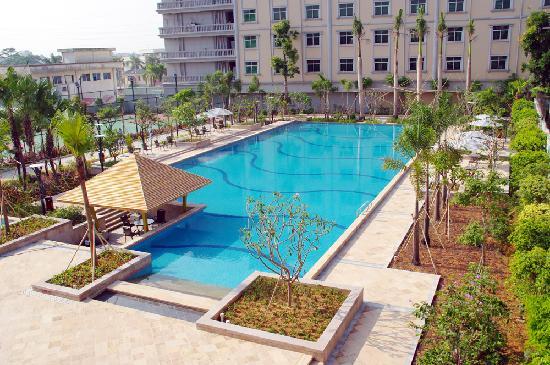 Wahtong Cheng Hotel: 休闲室外泳池