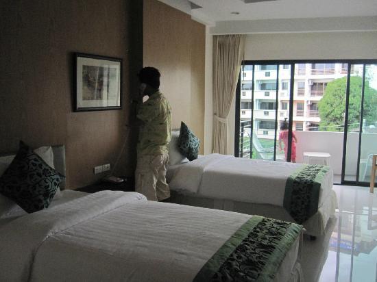 My Place @ Hua-Hin Hotel: 房