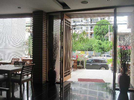 My Place @ Hua-Hin Hotel: 大堂