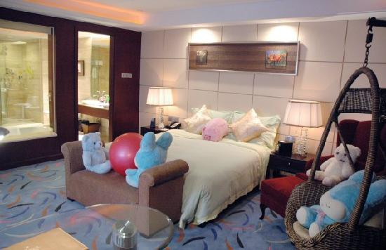 Centenio International Hotel: 女士客房