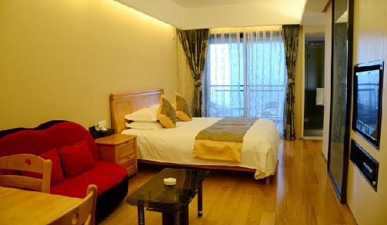 Wisdom Vacation Apartment Xiamen Haixia International Community