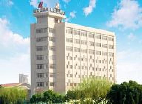 Jinjiang Inn Wuxi Yunhe East Road Xihui Park: 酒店外观