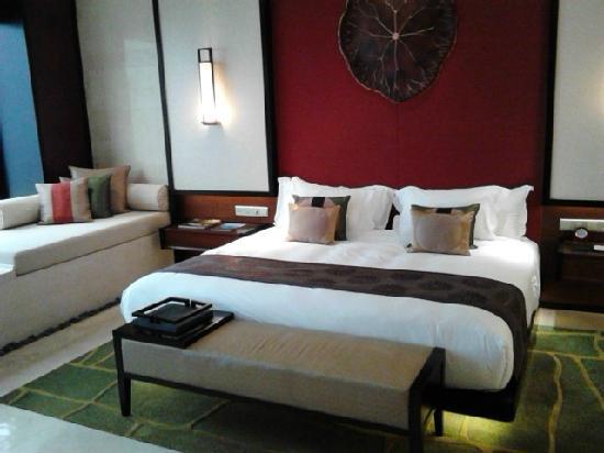 Banyan Tree Macau: Sleeping room 