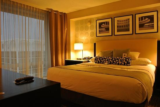 Hyatt Arlington: 房间