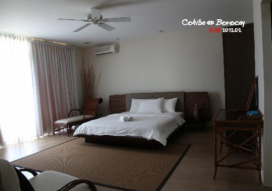Cohiba Villas: 卧室