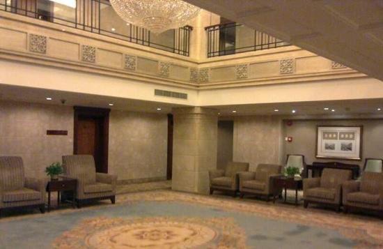 Fenyang Garden Boutique Hotel: 大厅