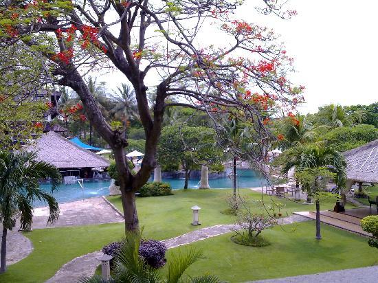 Discovery Kartika Plaza Hotel: 酒店风景