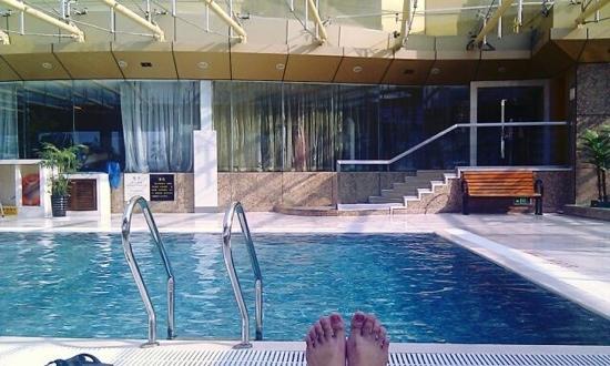 Sheraton Xiamen Hotel: 我来游泳啦!