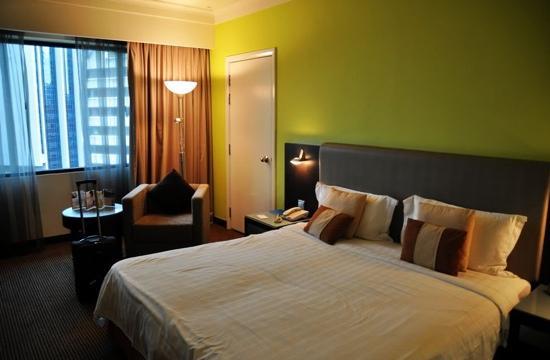 Hotel Novotel Kuala Lumpur City Centre: 室内