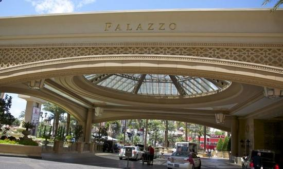 The Palazzo Resort Hotel Casino: 外观