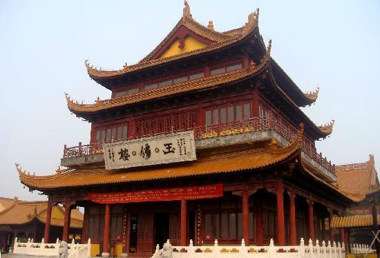 Yuantuojiao Scenic Resort: 江苏南通启东寅阳圆陀角玉龙寺-玉佛楼