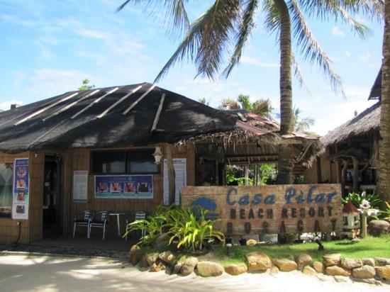 Casa Pilar Restaurant: casa