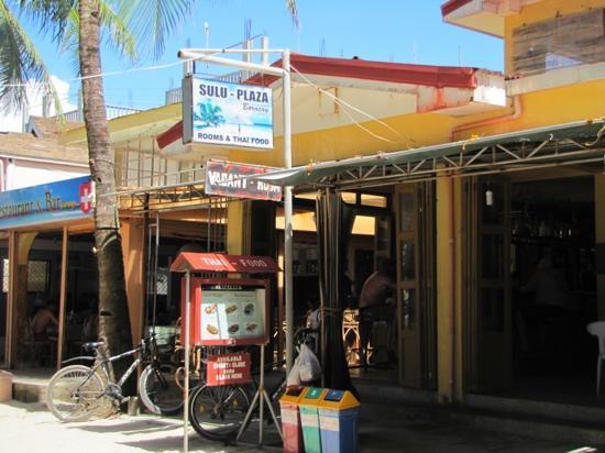 Sulu-Plaza Beach Hotel: sulu