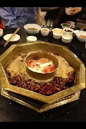 Shu JiuXiang Hotpot Restaurant (YuLin)
