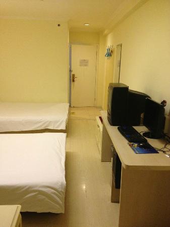 Hejia Inn Beijing North 4th Ring Road : 房间