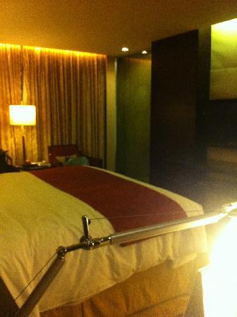 JW Marriott Hotel Shenzhen: 舒服的客房