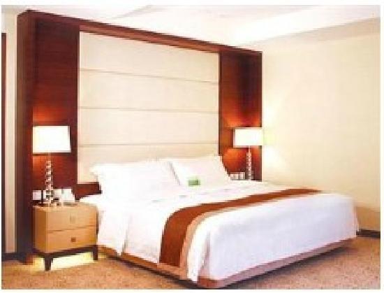 Casa Real Hotel: room