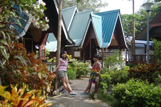 Perhentian Island Resort: 小木屋