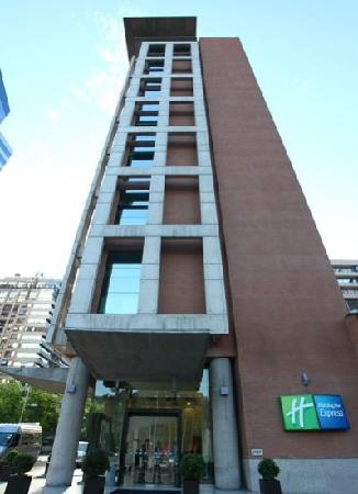 Holiday Inn Express Santiago Las Condes: 外观