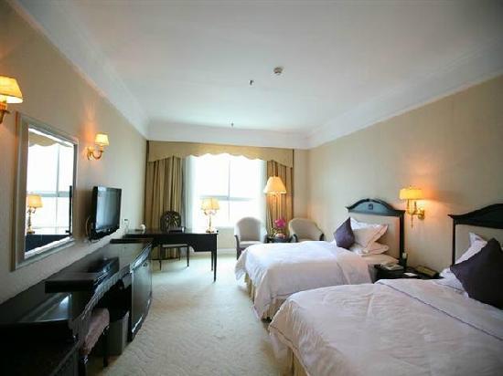 Taizhou Country Garden Phoenix Hotspring Hotel: 超级大的房间