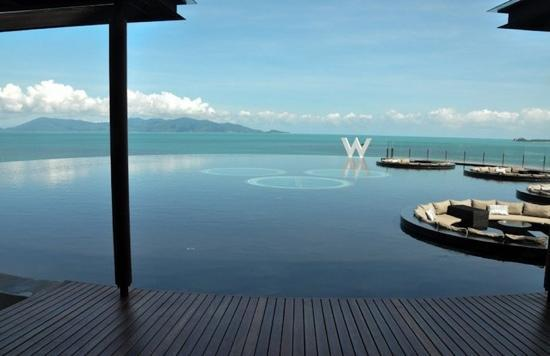 W Retreat Koh Samui: W酒店