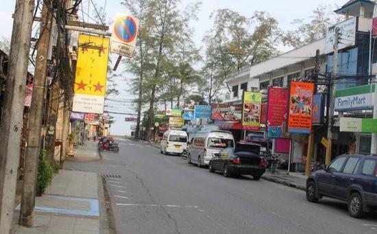 Rayaburi Hotel Patong: 拉亚布里芭东酒店